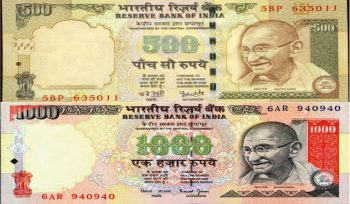 India Scraps Its Two Largest Rupee Notes in Shocking Anti-Corruption Move
